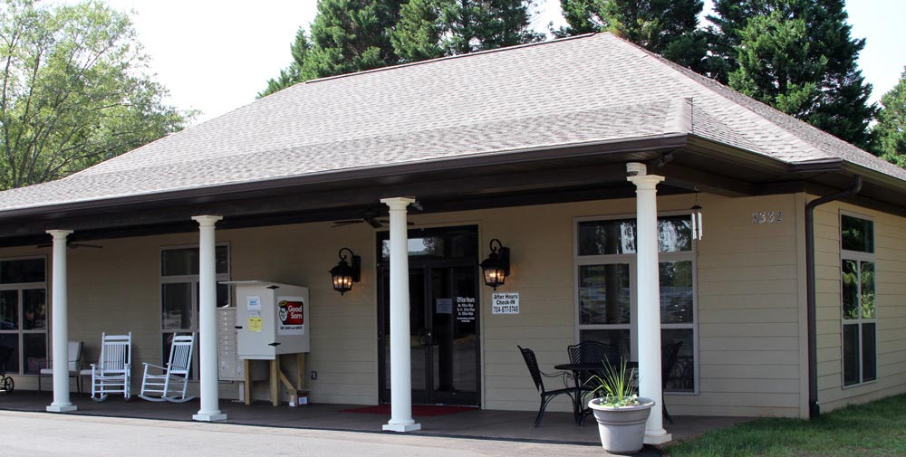 Crown Cove RV Park Office